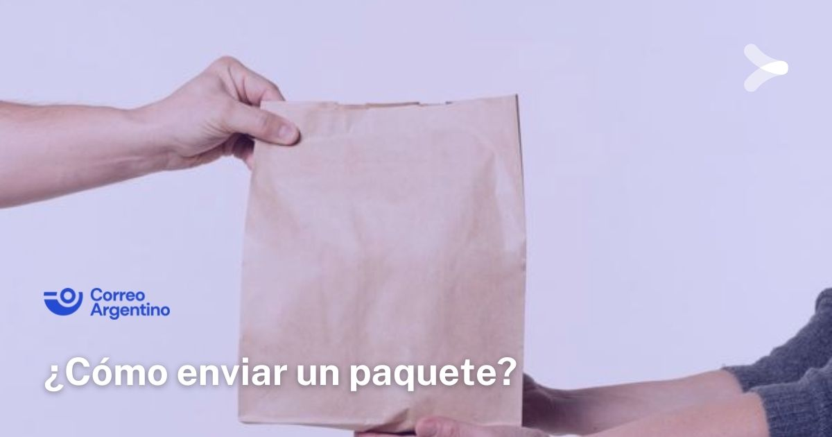 Cómo Enviar Un Paquete Por Correo Argentino Remender Ar