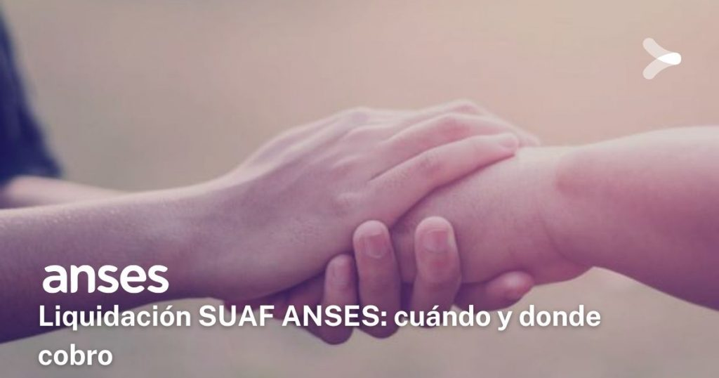 Liquidación SUAF de ANSES: cómo consultarla