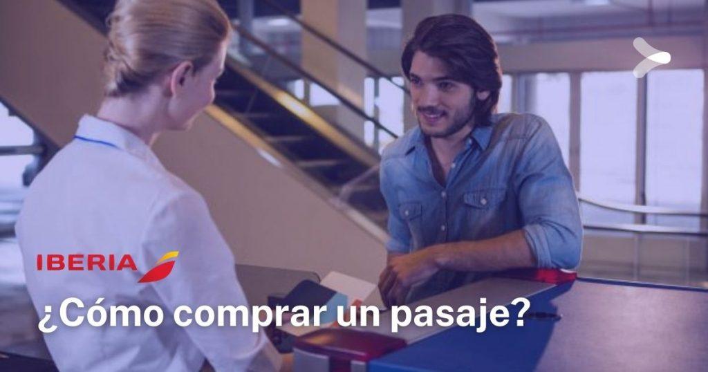 Iberia: ¿cómo comprar un pasaje de avión?