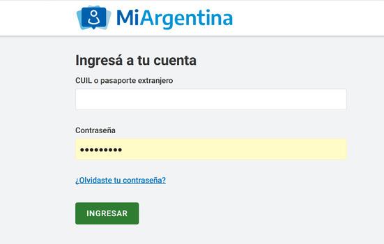 consultar cuando cobro el progresar en mi argentina