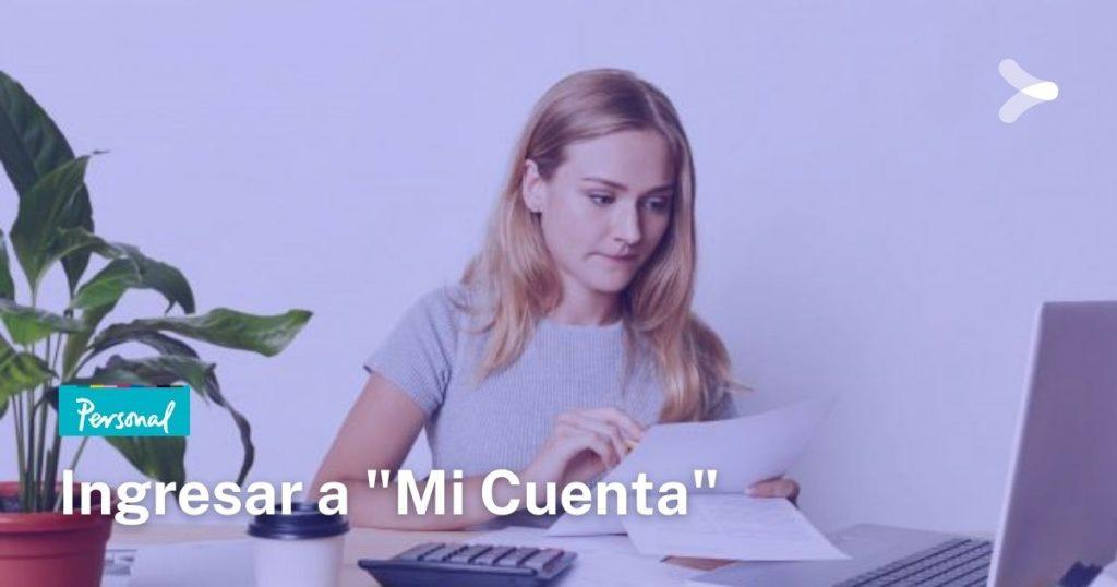 """Personal: ¿Cómo ingresar a """"Mi Cuenta""""?"""