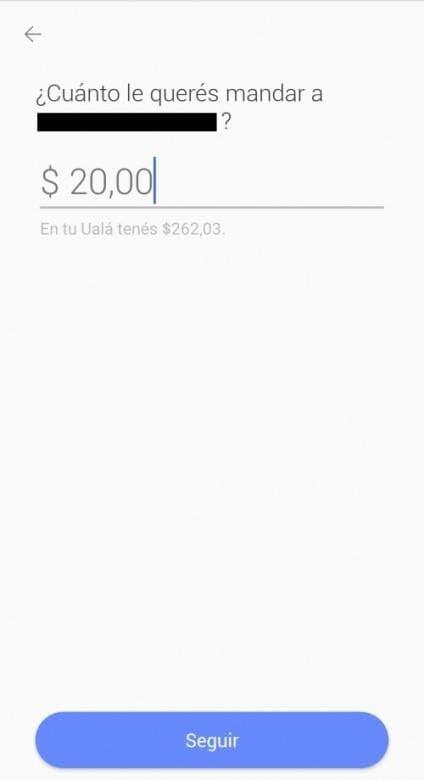 monto máximo para retirar dinero de uala por dia