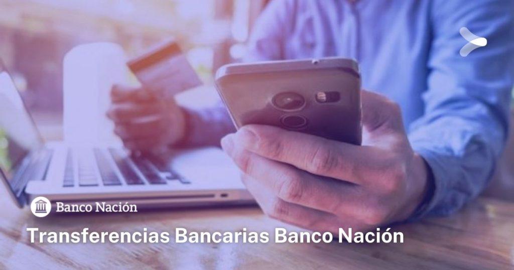 Así se puede realizar una transferencia bancaria por Home Banking del Banco Nación