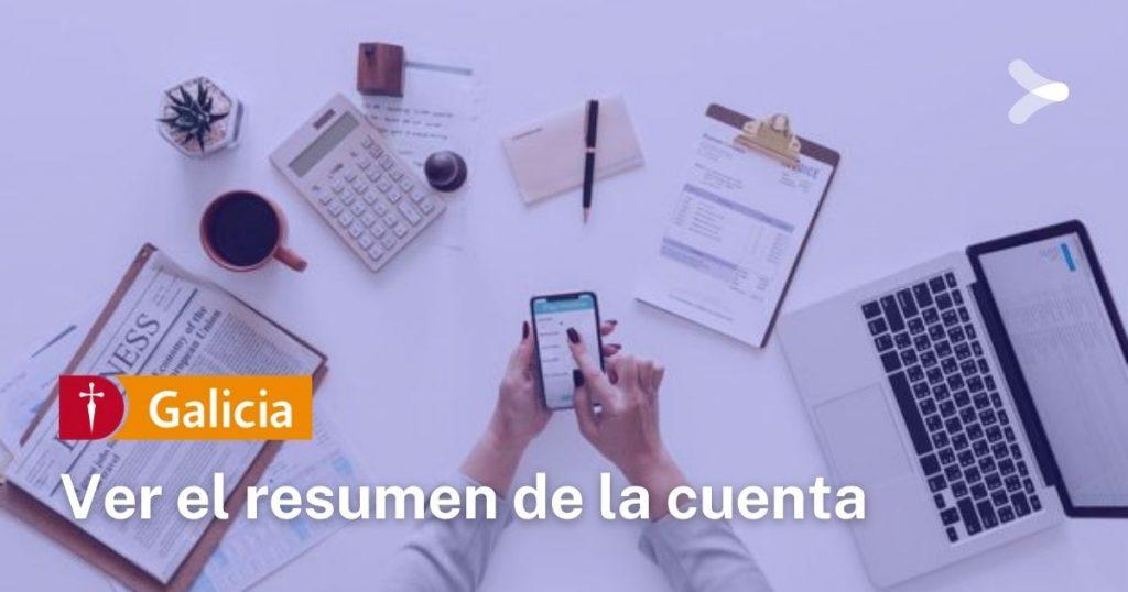 Banco Galicia: ¿cómo ver el resumen de la cuenta?