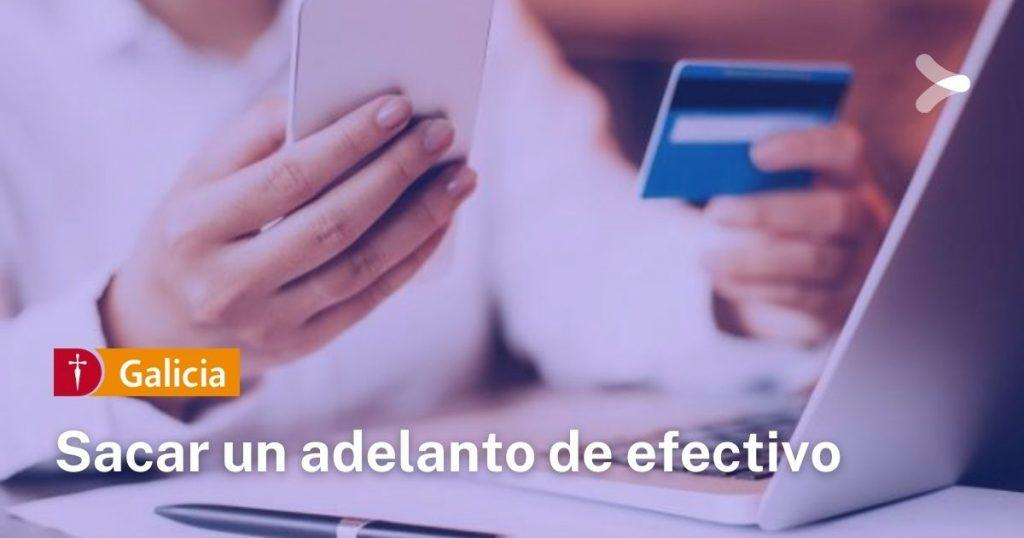 Banco Galicia: ¿cómo sacar un adelanto con mi tarjeta?