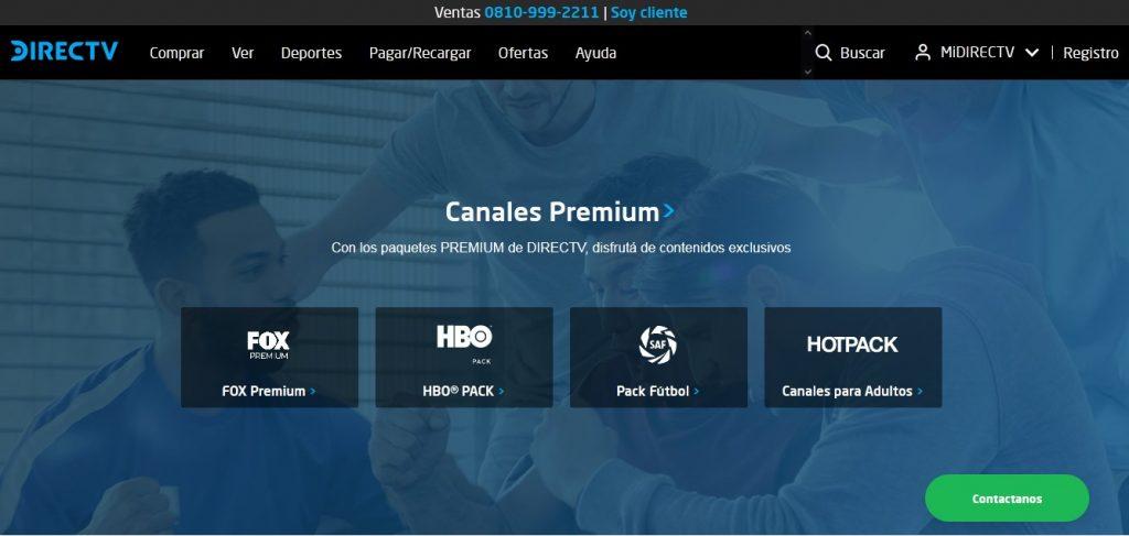 canal premium