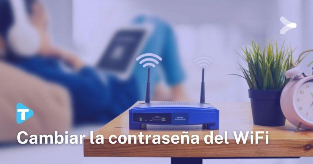 Telecentro: ¿cómo cambiar la contraseña del WiFi?