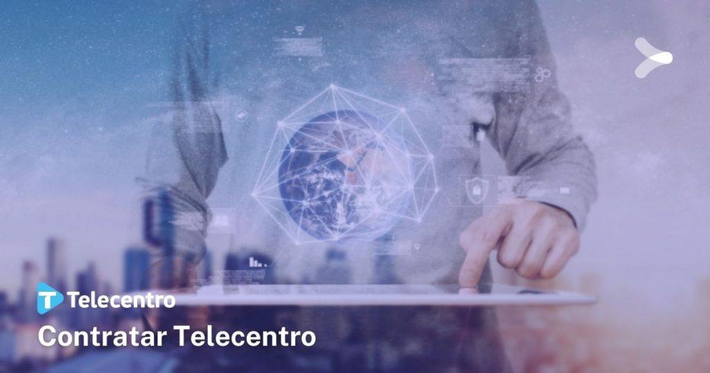 ¿Cómo hago para contratar Telecentro?