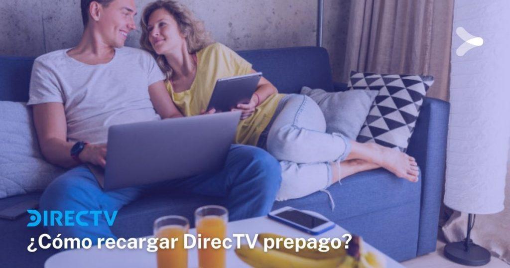 ¿Cómo cargar el DirecTV prepago con tarjeta de crédito?