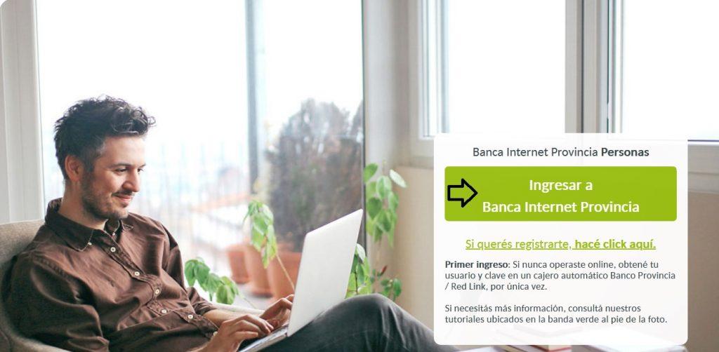 Banca Internet Provincia