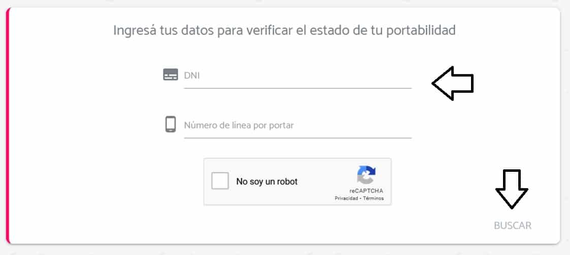 datos solicitados