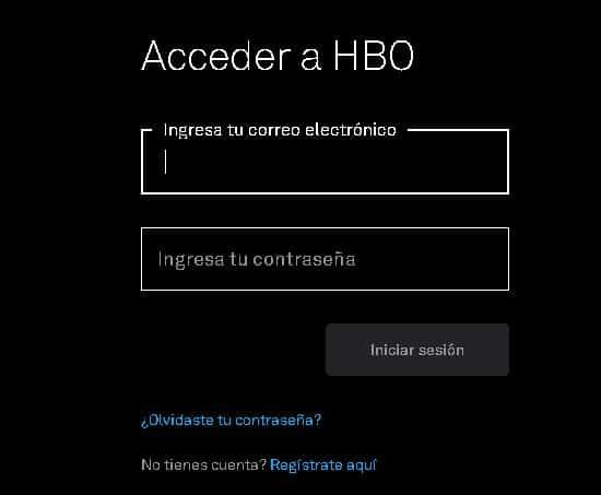 Dar de baja HBO desde internet