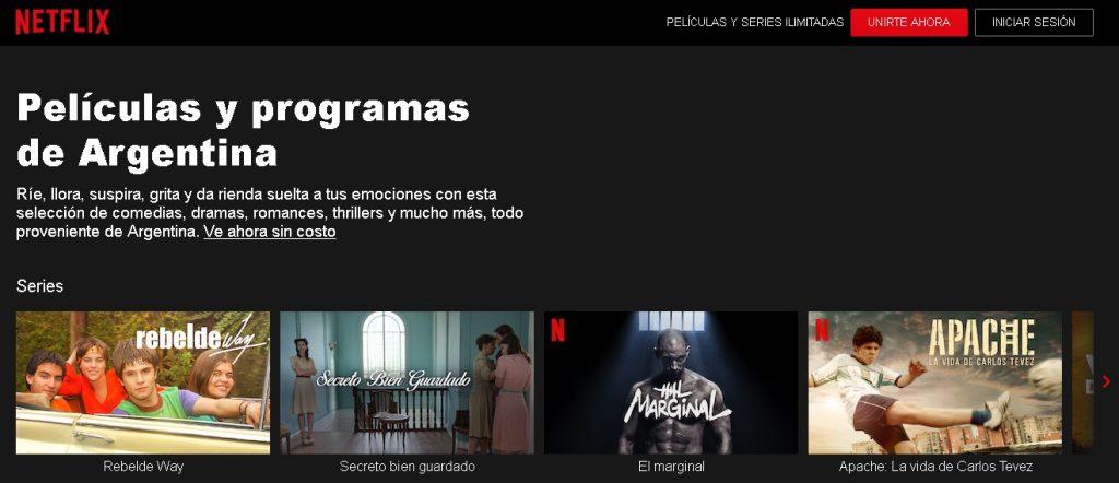 Crear cuenta de Netflix para otro usuario
