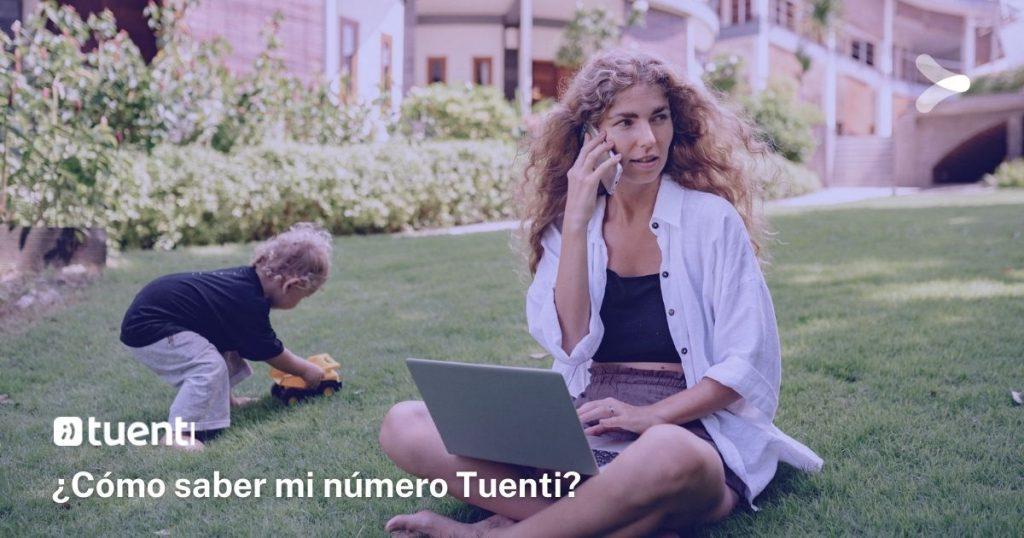 ¿Cómo saber mi número de teléfono en Tuenti?