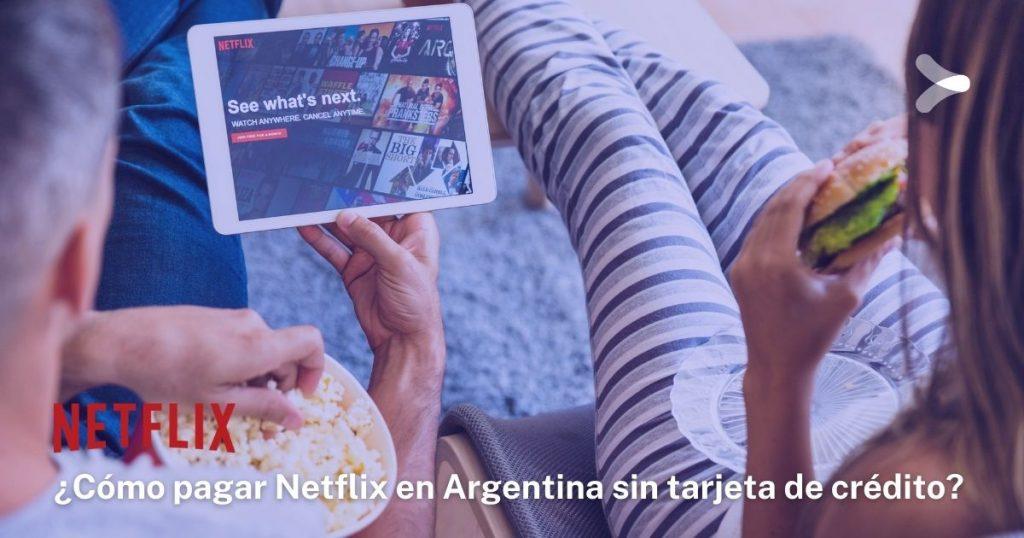 Pagar Netflix con Mercado Pago, Pago Fácil o Rapipago en Argentina y en pesos