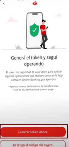 Cómo activar la clave token de Santander Rio